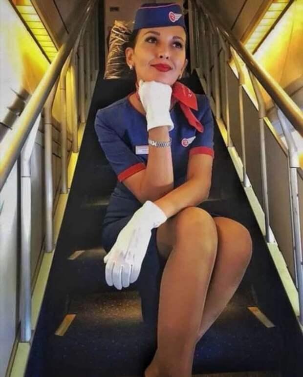 Ножки стюардесс. Подборка №chert-poberi-styuardessy-51360108022021
