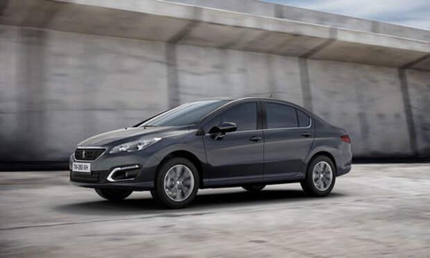 Цены и комплектации обновленного Peugeot 408: все еще дорого