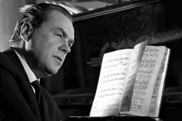 Титан музыки. К 100-летию Георга Отса