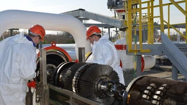Более 55 тысяч кмтрубопроводов обследовала в2019 году «Транснефть— Диаскан»