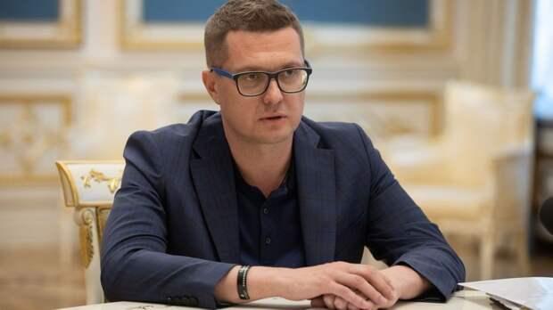 Верховная рада утвердила Баканова главой СБУ