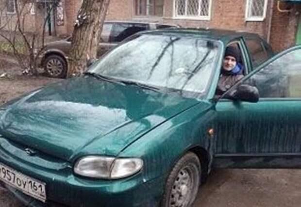 У ростовского пенсионера-инвалида эвакуировали старенькую машину перед визитом высоких гостей