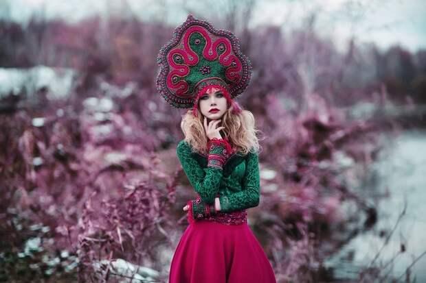20 фото в жанре фэнтези, после которых вы по-новому взглянете на русские сказки