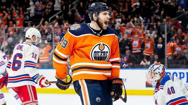 Набравший 5 очков Драйзайтль признан 1-й звездой дня в НХЛ