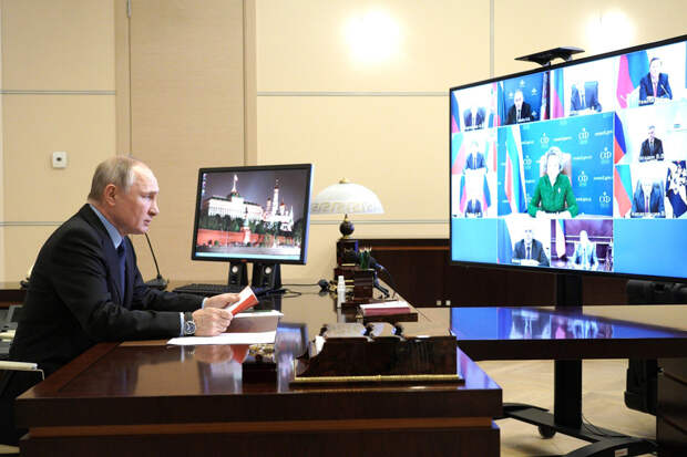 О четырёх обострившихся проблемах Владимира Путина: диагноз