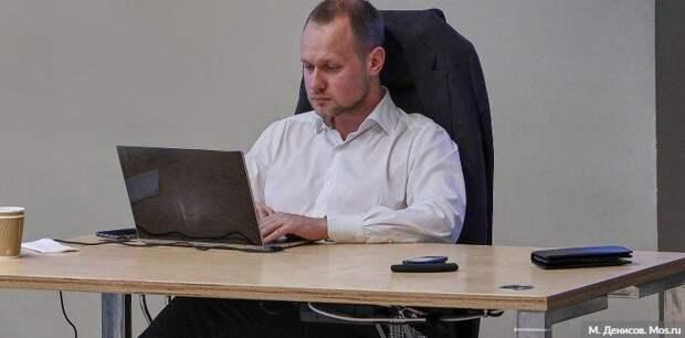 Собянин: Электронный сервис «Московский инвестор» запустят до конца года Фото: М. Денисов mos.ru