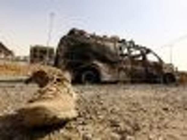 Великобритания направляет Ираку гуманитарную помощь