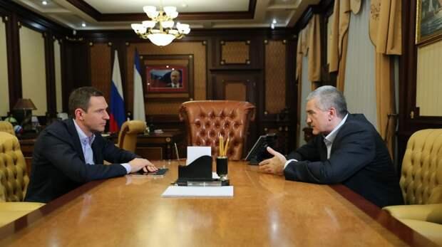 Сергей Аксёнов: Крым экологически должен стать примером для других регионов РФ