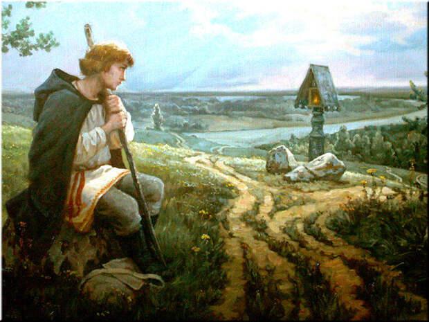 Древнерусский погребальный костюм Верхневолжья