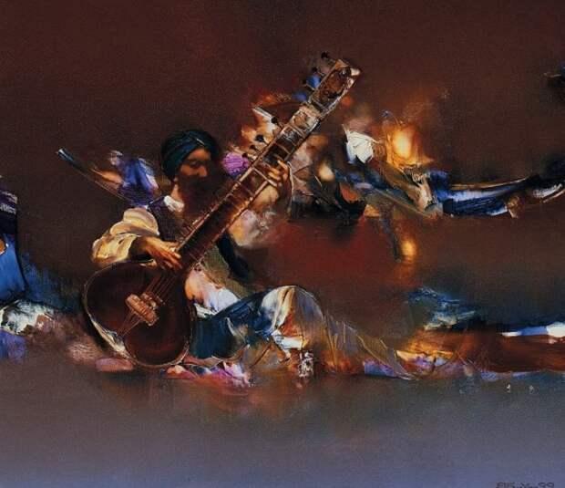 художник Валерий Блохин картины – 05
