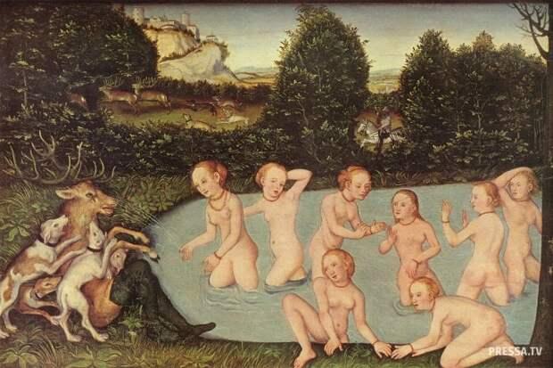 Как следили за чистотой тела в прежние времена