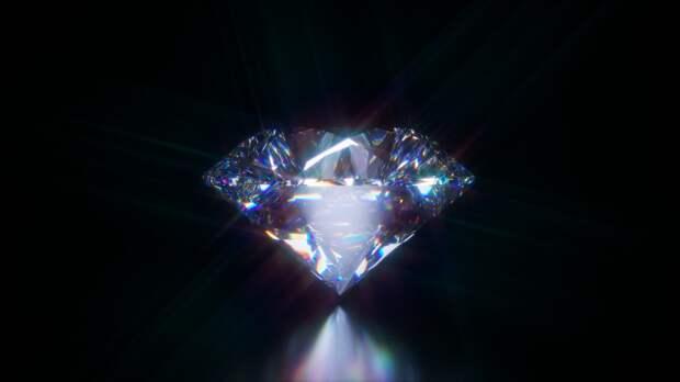 Алмаз, Драгоценный Камень, Раунда Бриллиантовая Огранка