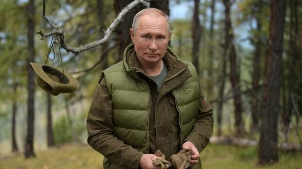Дмитрий Песков назвал любимый российский регион Владимира Путина
