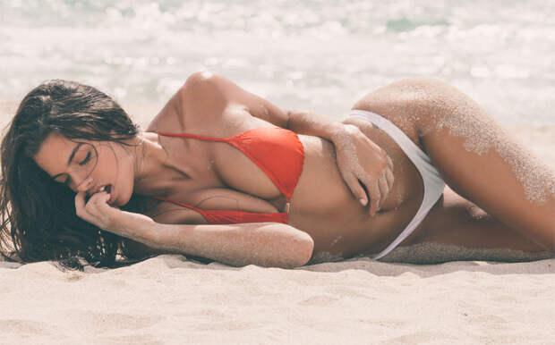 Присцилла Хаггис: Мисс Рио-де-Жанейро прошлого лета