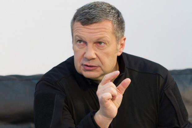 СМИузнали зарплаты Скабеевой, Соловьёва иШейнина