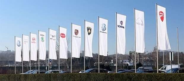 Volkswagen догоняет Toyota по мировым продажам автомобилей