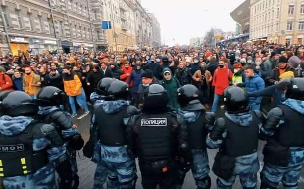 Польская пресса о митингах в России: Революции не будет