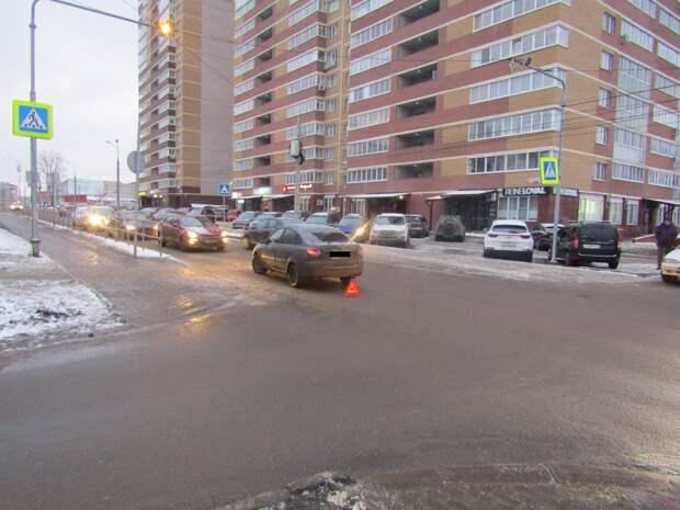 Двух пешеходов сбили на дорогах Ижевска за сутки