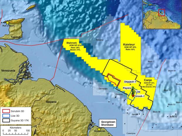 Гайана становится угрозой для венской сделки ОПЕК+?