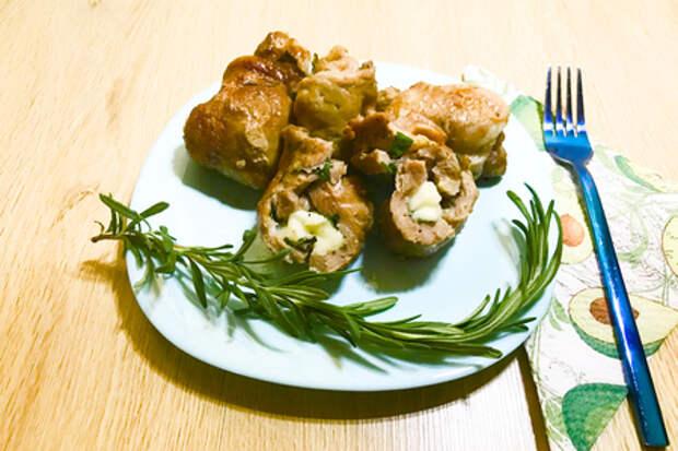 Бомбетта - итальянский шашлык