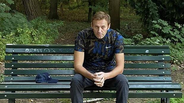 Алексей Навальный в Берлине - РИА Новости, 1920, 19.10.2020