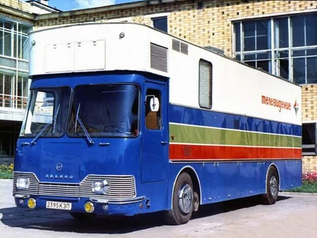 ЛиАЗ 5930 ПТС-4 история, советские автобусы, транспорт