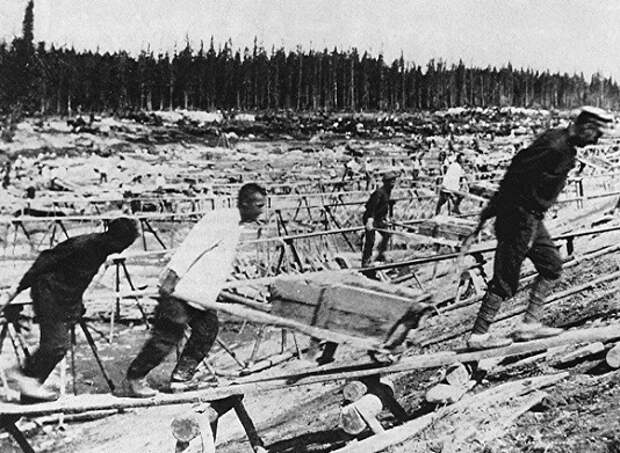 «Заключенные каналоармейцы»: как в СССР появилось слово «зэк»