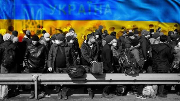 """Украинские гастарбайтеры помогли своей стране """"обогатиться"""""""