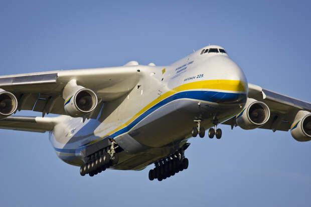 Проданная «Мечта»: китайцы строят самый большой в мире самолет на базе украинского гиганта