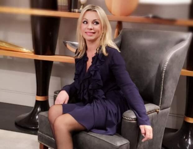 Ирина Салтыкова рассказала о предательстве бывшего супруга