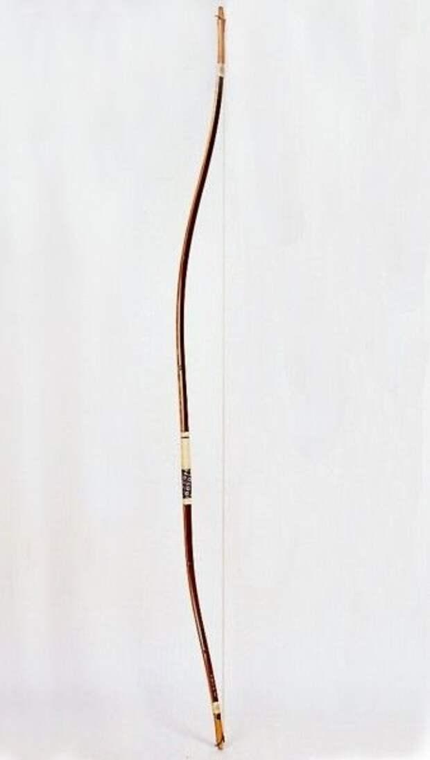 Японский длинный лук юми