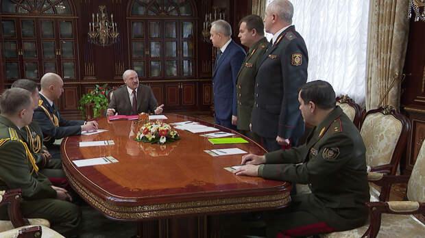 Лукашенко поменял госсекретаря Совбеза и председателя КГБ