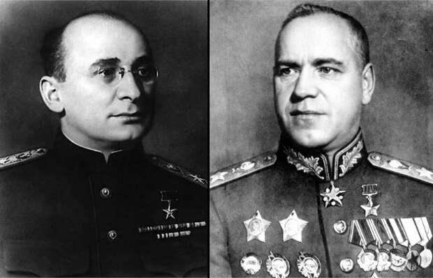 Арест Берии: в чем признался Жуков