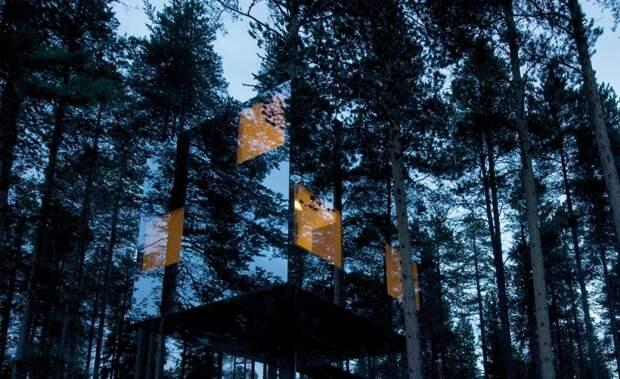 Найдите дом! 10 диковинных домов, идеально скрытых от посторонних глаз