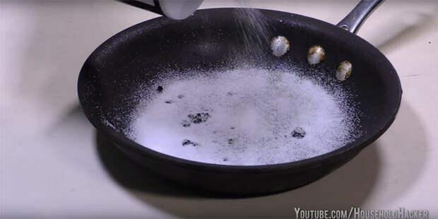 7 ситуаций, когда на помощь придет обычная поваренная соль