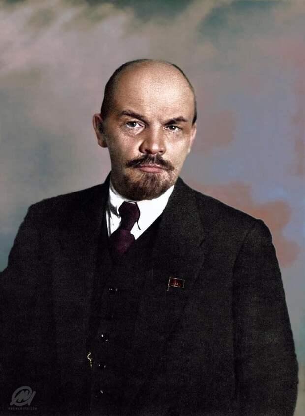 """В. И. Ленин. """"Письмо к американским рабочим""""."""