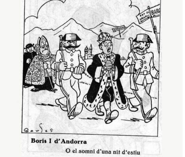 И тут Остапа понесло — как русский авантюрист стал первым и единственным королем Андорры