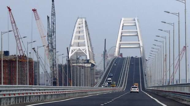 Сколько времени Крымский мост сможет простоять без ремонта?
