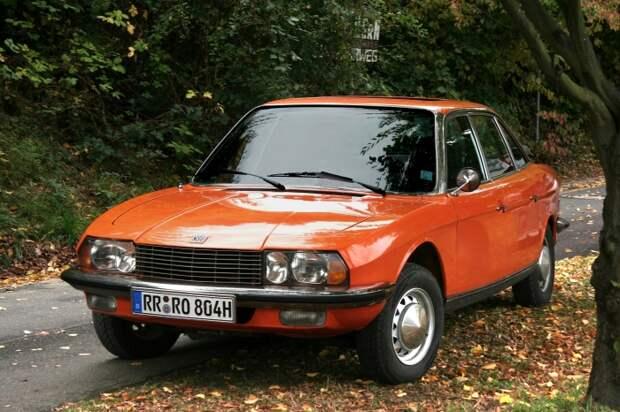 Немецкий седан NSU Ro 80 получил титул «Европейский автомобиль года», но по причине низкой надежности его считали полным хламом. | Фото: en.wikipedia.org.