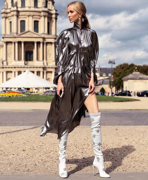 Цельнокроеное платье: 13 обворожительных моделей