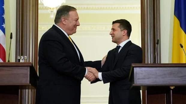 О внешнем управлении Украиной, или В чьих руках власть