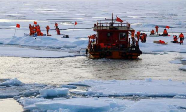 Как Китай осваивает Арктику