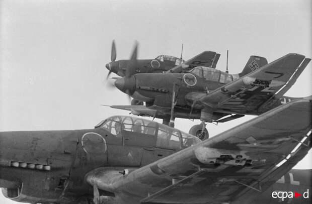 Эскадра пикирующих бомбардировщиков STG2 «Иммельман»