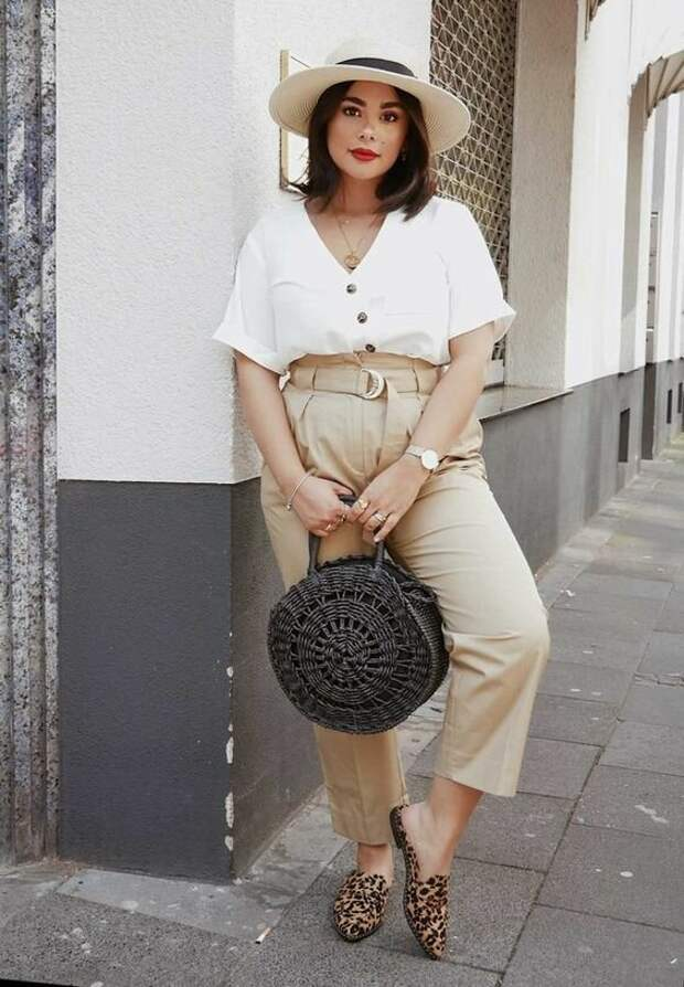 Что носить женщинам с аппетитными формами: ознакомьтесь с последними тенденциями для женщин plus size!