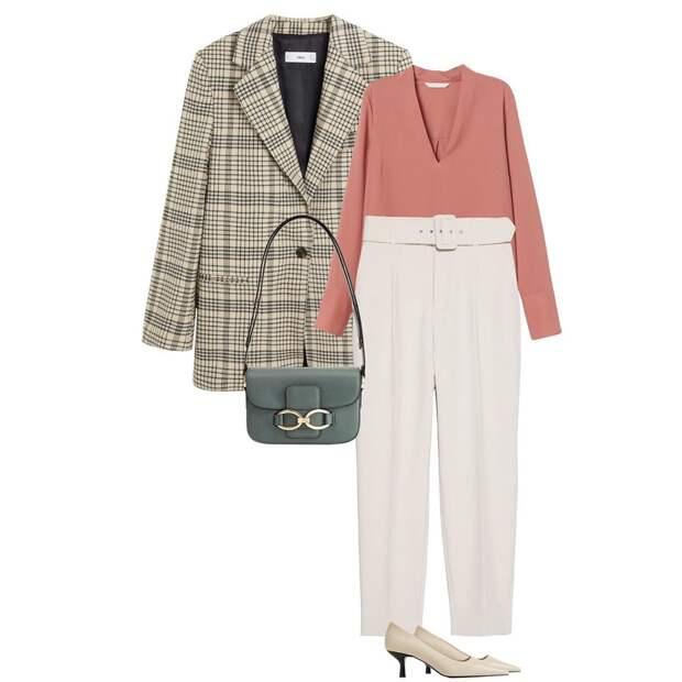 Модная капсула: Элегантные образы весна-лето 2020