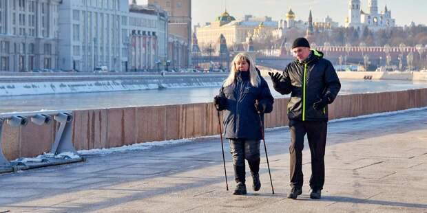 Ограничения для пожилых москвичей перестанут быть обязательными с 8 марта