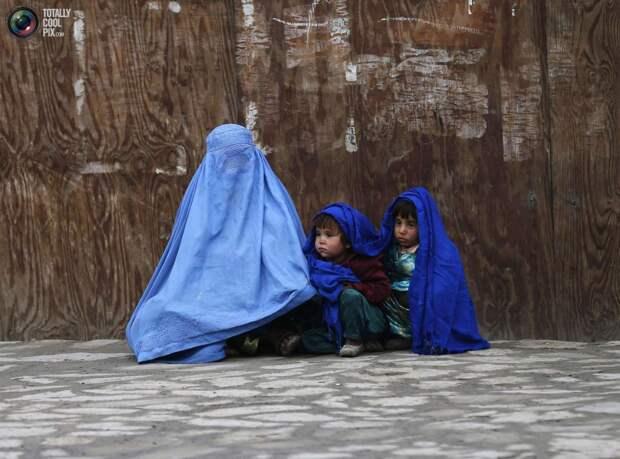 Афганки