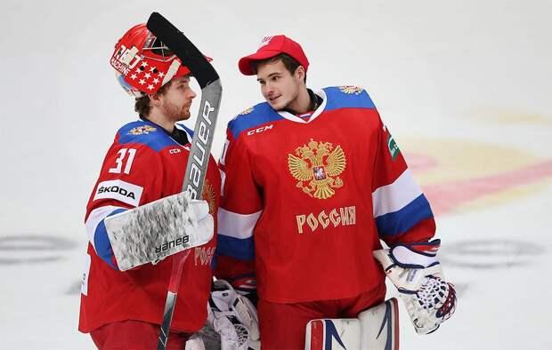 Россию ждет катастрофа на чемпионате мира? В розыгрыше Кубка Гагарина не осталось основных русских вратарей