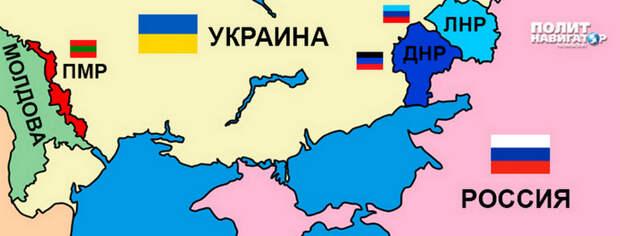 Россия должна немедленно признать ЛДНР и Приднестрвье – не только ради защиты проживающего там...