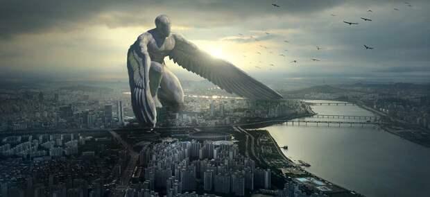 Ангел-хранитель или...?! Случай из реальной жизни.